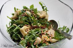 {Food Friday} Mediterraner Tortellini-Salat – HibbyAloha
