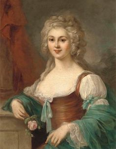1780 Comtesse de Bernicourt by Johann-Ernst Heinsius