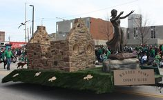 45 Best St Pat Parade Floats Images St Patricks Day
