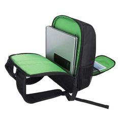 DSLR laptop Camera Bag Backpack for men Travel Nikon Canon - AuhaShop