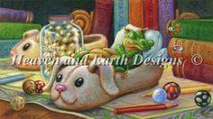 Fairytale Dreams - Heaven and Earth Designs Artist: Randal Spangler