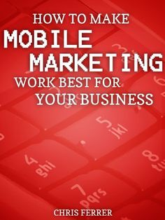 Mobile SMS Text Message Marketing allows you to get your message to of Mobile users who read their text messages. Interested in Joining our Affiliate Program? Visit for more details Text Message Marketing, Text Messages, Sms Text, Free Kindle Books, Mobile Marketing, Book Publishing, Nonfiction, Affiliate Marketing, Ecommerce