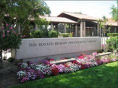 Ronald Reagan Presidential Library - Simi Valley California