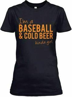 Baseball and beer