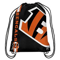 San Francisco 49ers Big Logo Drawstring Backpack