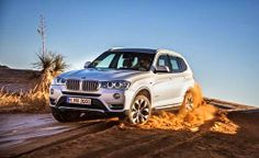 2015 BMW X3 40 - horsepower 2.0 - liter TwinPower Turbo 4 - cylinder engine and open at $ 42,825