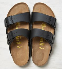 Black Birkenstock Arizona Sandal