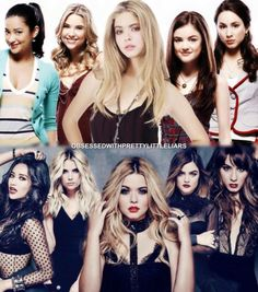 Pretty little liars- a seven year journey to discover eyeliner and volume