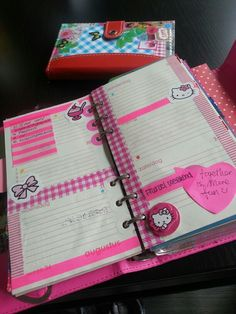Love Hello Kitty! #beginner #filofax #notyet