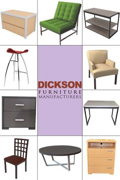 Dickson Furniture (@dicksonfurn)