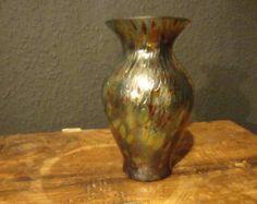 Art Nouveau Vase Loetz Bohemia