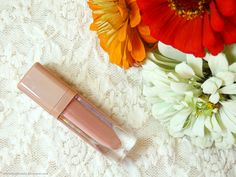 Adjusting Beauty: Review: Essence Liquid Lipstick 03 Almost Real