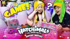 Let's Play Hatchimals Hatchy Matchy Game! Lets Play, Fun Games, Kids Toys, Corner, Let It Be, Birthday, Cool Games, Childhood Toys, Birthdays