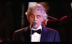 9/26/15 Andrea Bocelli - The Lords Prayer - Festival of Families - Philadelphia ...