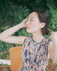 #에테르의바다  彼女、夏 2014  ______ #감성사진 #모델 #개인화보 #프로필사진 #モデル #韓国 #フィルム #少女 #ポートレート