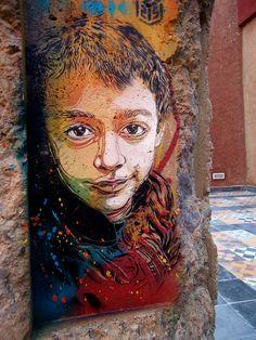 Marrakech #streetart #art #graffiti