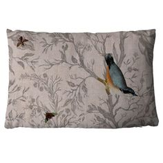 Timorous Beasties Cushions - Nuthatch cushion
