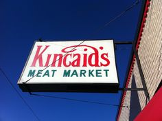 kincaid's meat market