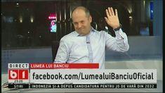 Radu Banciu a explodat! Motivele din spatele deciziei de a pleca de la B1 TV Tv, Vertical Bar, Author, Television Set, Television