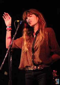 Live Music: Lou Doillon at Lee's Palace in Toronto