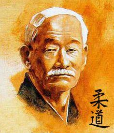 Jigorō Kanō est le fondateur du judo kodokan (1860 - 1938)