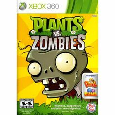 Plants vs. Zombies Xbox 360 So much fun!!!