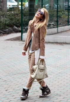 Beckett Isabel Marant Sneaker Suede Brown White