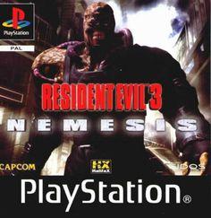 resident evil 3 nemesis caractula - Buscar con Google