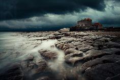 David Keochkerian photographie   -  Stormy day  -    Ambleteuse, pas de calais, france
