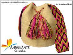 Colombian Handmade Bags