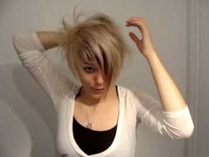 Styling Short Hair - with Laura Posthumus