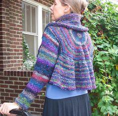 Beautiful Noro Yarn  Pattern from Ravelry