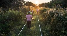 Step by Step on a Desperate Trek by Migrants Through Mexico