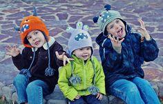 Make DIY Monster Hats - a great DIY Gift Idea!