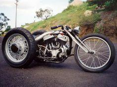 Harley Davidson Motorcycle Trike