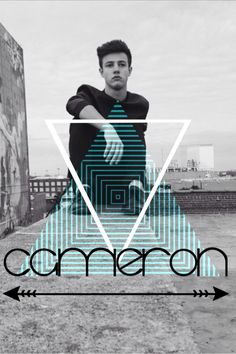 I am so inlove with Cameron Dallas right now, there was three apps used for editing this picture.