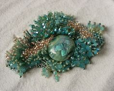 Image result for freeform jewelry  beading