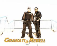 Granati und Rebell, Frank Rebell