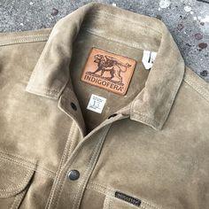 Indigofera Jeans, Copeland Shirt, Lucky 13! (rough-out, wear well)