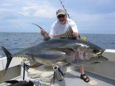 Go deep sea fishing | reel in the big one |
