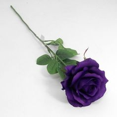 Single Purple Rose | artificial-single-purple-rose.png