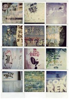 Ed Fella – Photographs: signs and lettering Photography Words, Urban Photography, Abstract Photography, John Terry, Photo Ed, Multiple Exposure, Design Museum, Museum Of Modern Art, Visual Communication