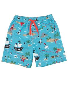 Japan Koi Fish in Pond Womens Board Shorts with Pockets Quick Dry Drawstring Beach Swim Trunks S L