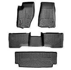 Jeep Commander DigitalFit Mats