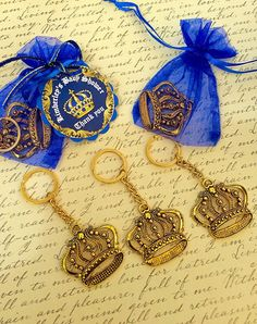 Hey, I found this really awesome Etsy listing at https://www.etsy.com/listing/242098639/10-royal-blue-baby-shower-favors-little