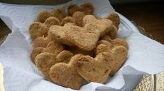 Biscotti per cani fatti in casa 🐕🐩🐾 gnam gnam!