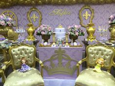 Princesa Sophia, Crown, Decoration, Disney, Princess Sofia Party, Minecraft Party Favors, Prince Party, Ideas Party, Theme Parties
