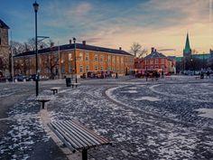 Trondheim city center! by Aziz Nasuti on 500px
