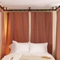 diy bett kopfteil aus stoff und knpfen bedroom pinterest wnde - Hausgemachte Kopfteile Fr Betten