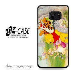 Winnie The Pooh And Friends DEAL-11944 Samsung Phonecase Cover For Samsung Galaxy Note 7